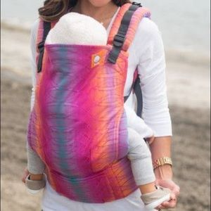 Wrap Conversion Tula baby carrier